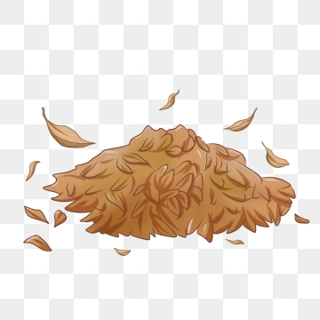 A Pile Of Leaves PNG Images.