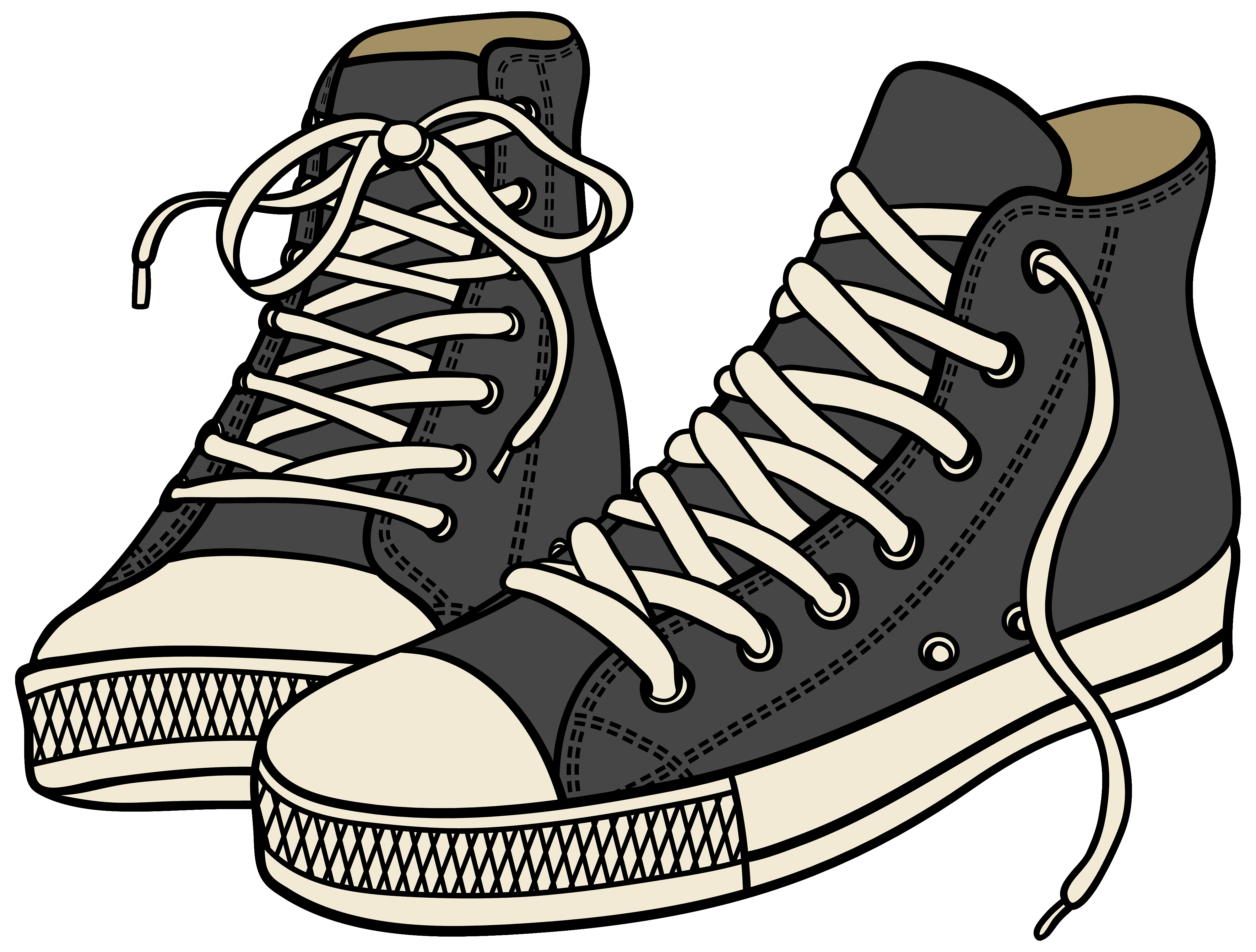 Pile of shoes clipart images gallery for free download.