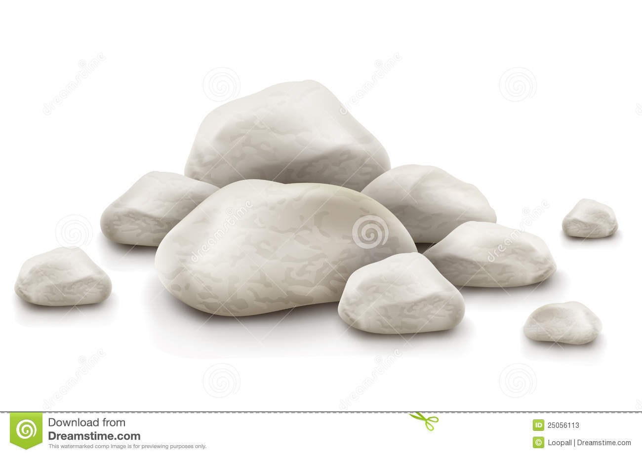 Rock Pile Stock Illustrations.