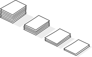 Piles Of Paper Clip Art at Clker.com.