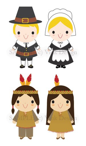 Pilgrim clipart for kids 4 » Clipart Portal.