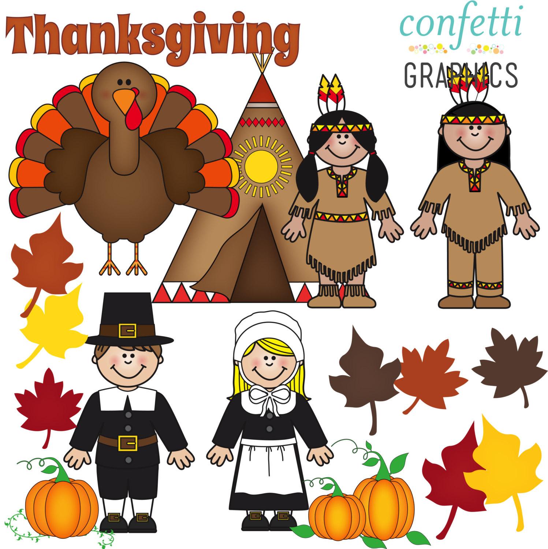 Thanksgiving November Pilgrim Native American Indian Teepee.