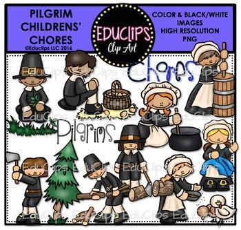 Pilgrim Children.