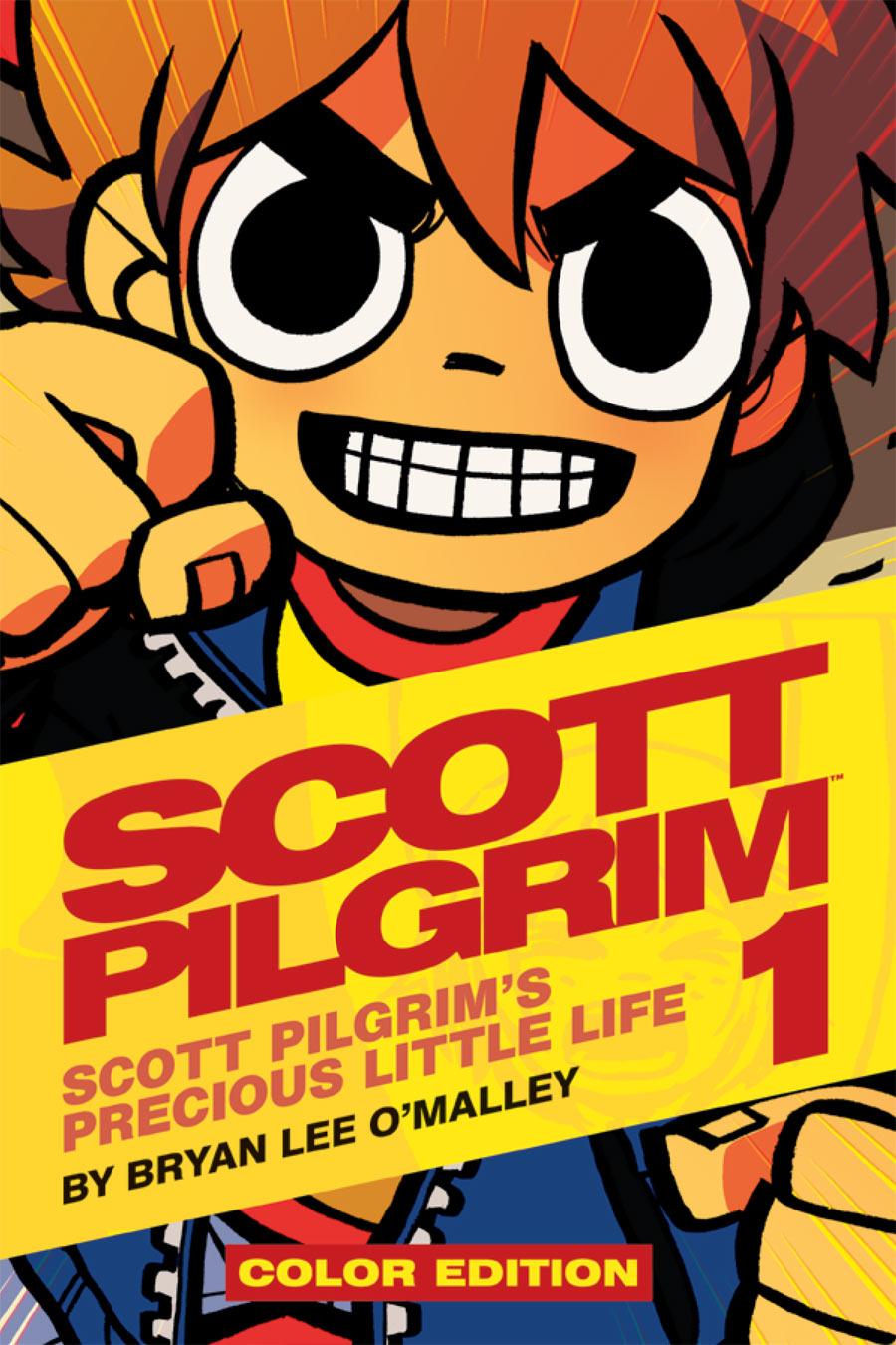 Scott Pilgrim Color Hardcover Vol. 1: Precious Little Life.