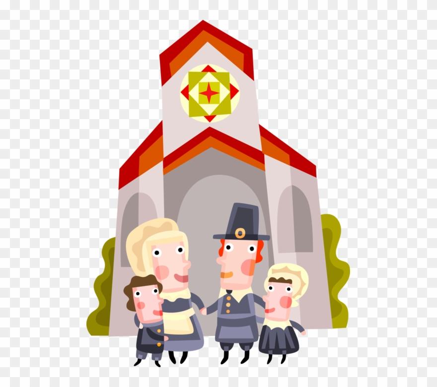 Pilgrim Clipart Pilgrim Family.