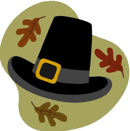 24+ Pilgrim Hat Clipart.