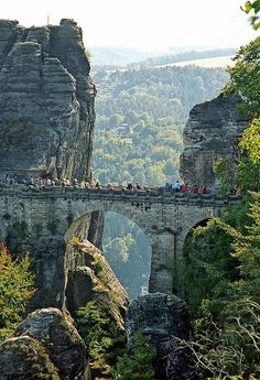 Bridges, Unique and Germany on Pinterest.