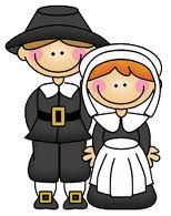 Pilgrim clipart child colonial, Pilgrim child colonial.