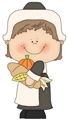 Free Pilgrim Girl Cliparts, Download Free Clip Art, Free.
