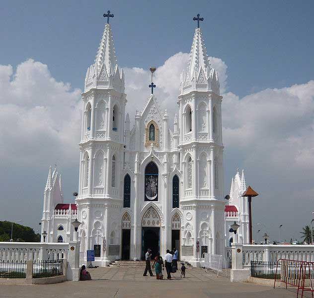 Quiapo Church.