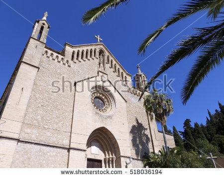 Pilgrimage Church Stock Photos, Royalty.