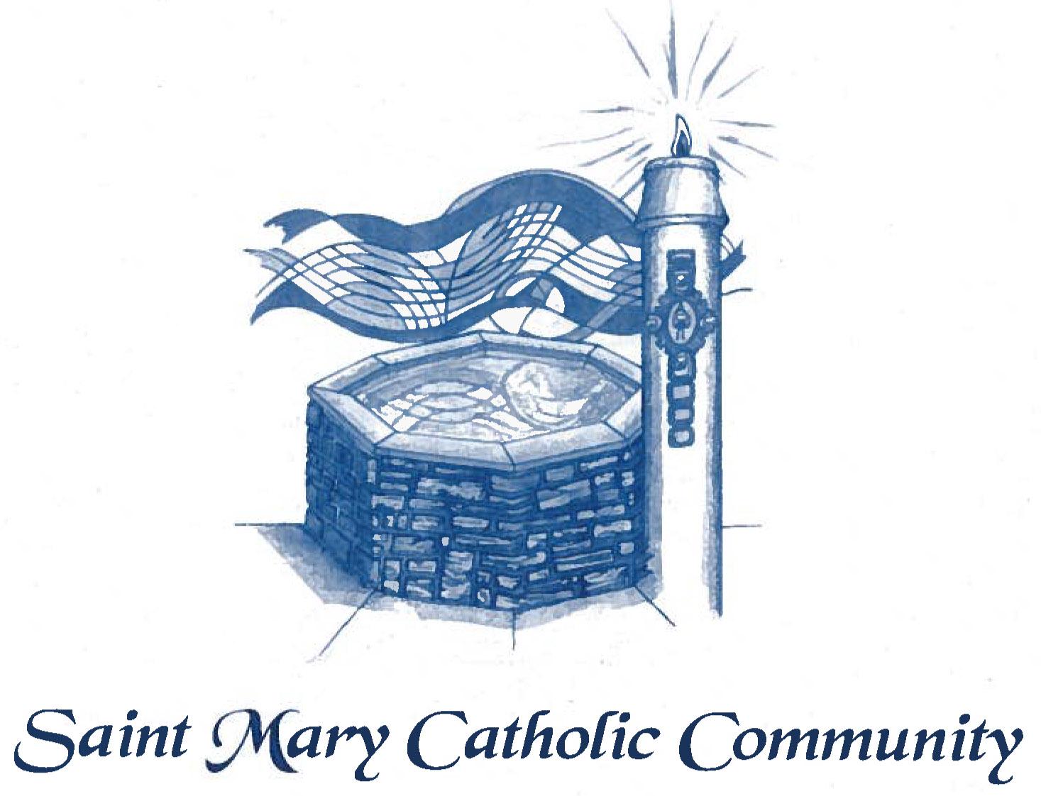 Saint Mary Catholic Community.