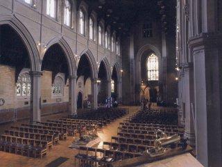 The Parish of St Mary, Portsea.