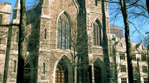 St Mary's Parish.