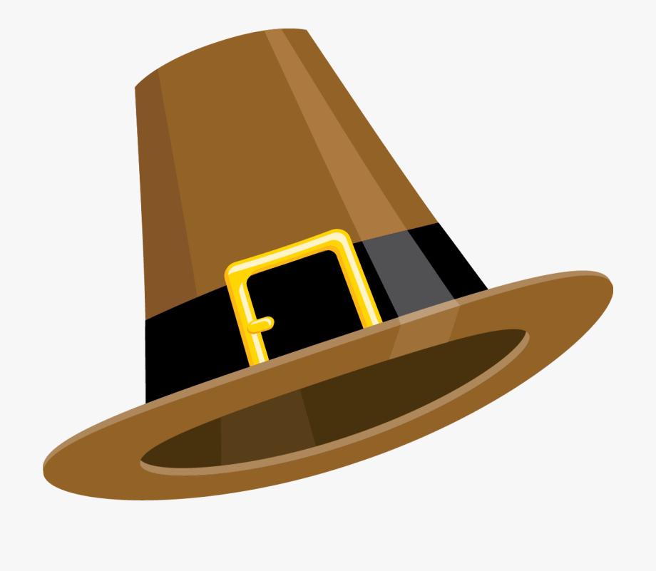 Pilgrim Hat Clipart , Png Download.