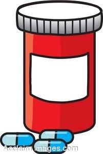 Pill Clipart.