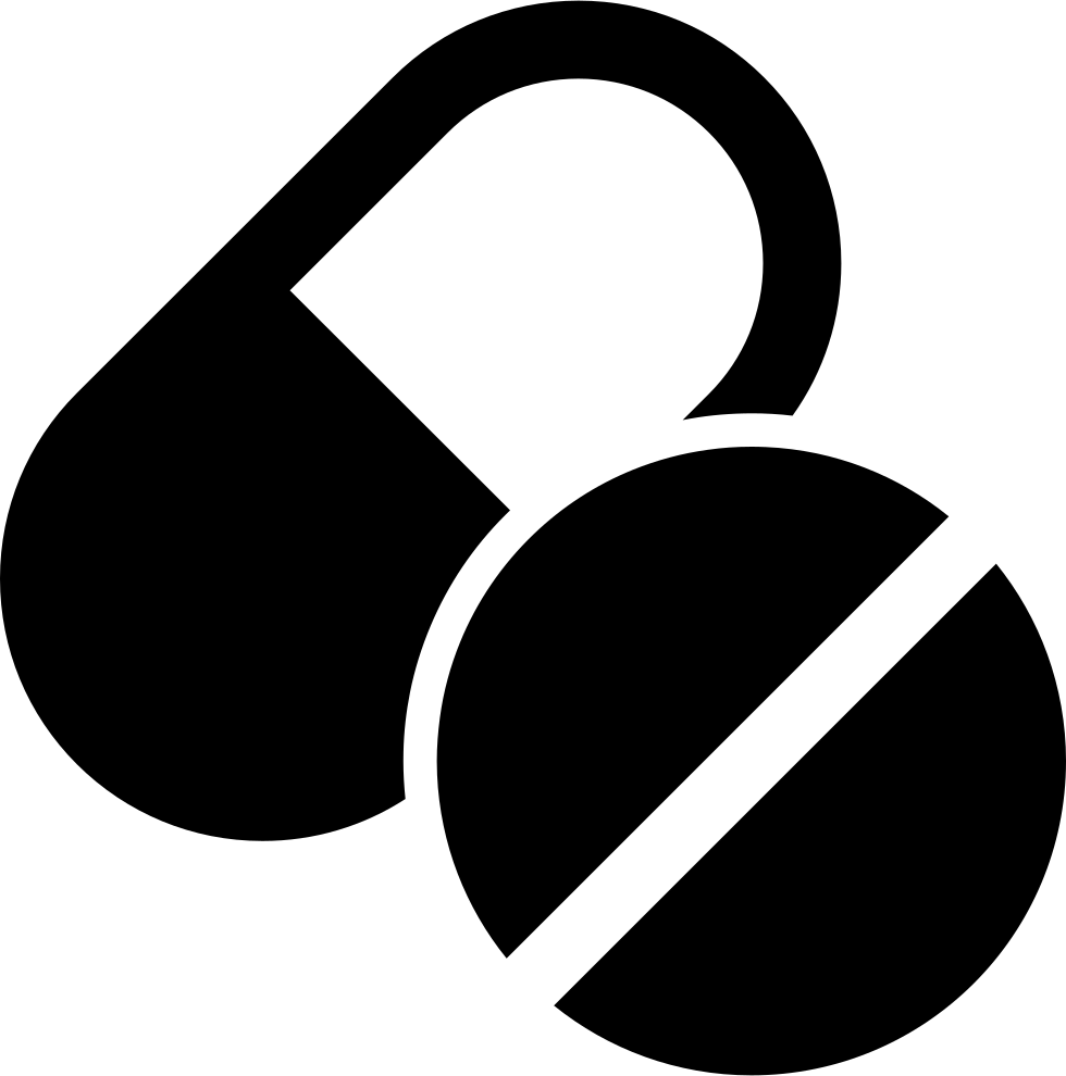 Pill Icon Png #237985.