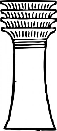 Pillar Clip Art, Vector Pillar.