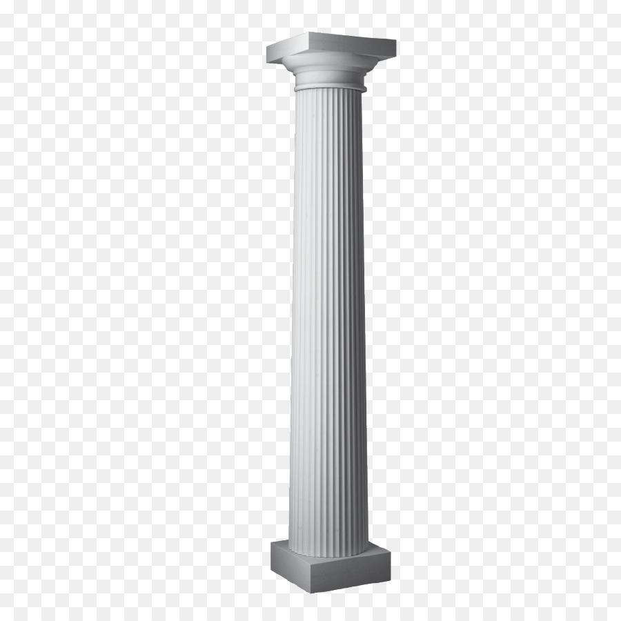 transparent pillar png vaporwave clipart Column Architecture.