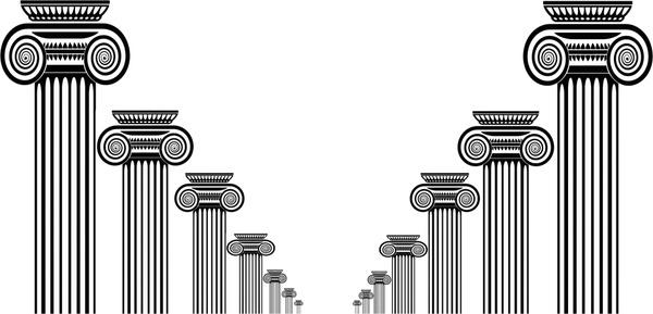 Pillar vector free vector download (38 Free vector) for.