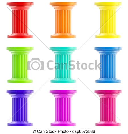 Pillars Clip Art and Stock Illustrations. 8,156 Pillars EPS.