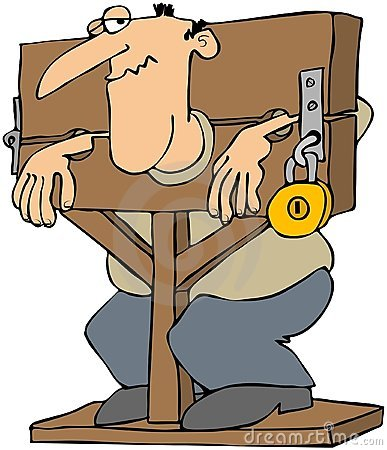 Pillory Stock Photos, Images, & Pictures.