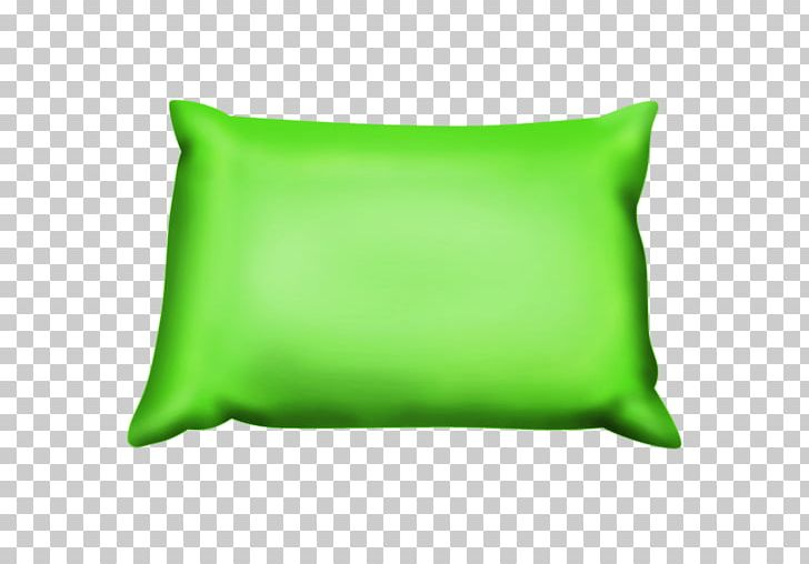 Throw Pillow Cushion Green PNG, Clipart, Bed, Computer Icons.