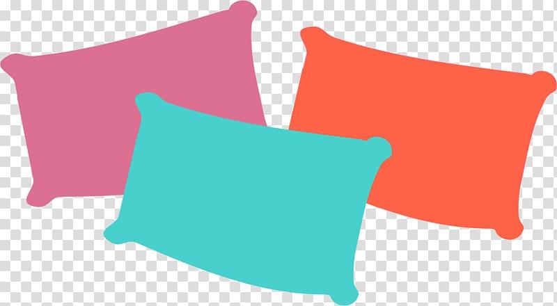 Pillow fight Sleepover Pajamas Party, pillow transparent.