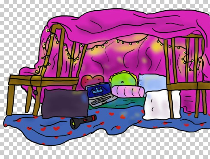 Blanket Fort Stronghold Drawing PNG, Clipart, Art, Bed.