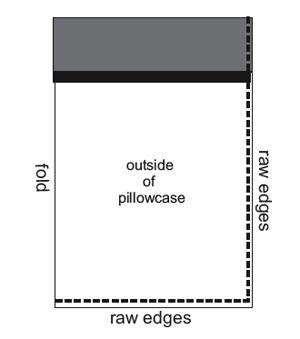 Pillowcase Pattern.