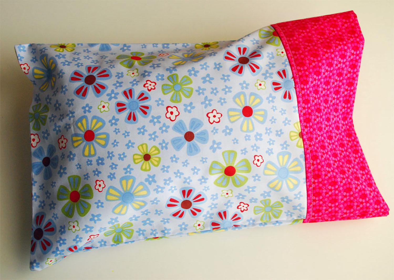 The Toddler Pillow & Case.