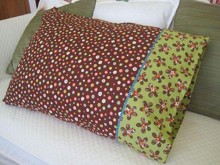 17 Best ideas about Pillowcase Pattern on Pinterest.