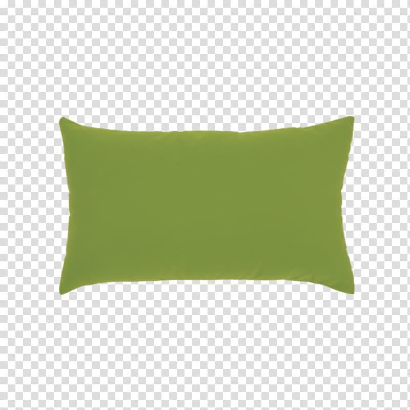 Throw Pillows Cushion Green Rectangle, ginkgo transparent.