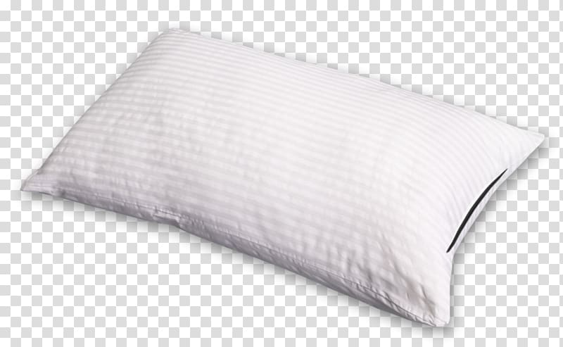 White and grey striped pillow, Pillow Towel Cushion , Bed.