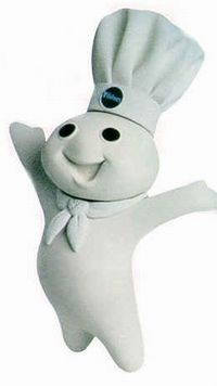 pillsbury dough boy clip art.