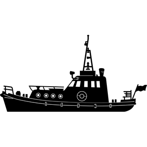 Pilot Boat clipart, cliparts of Pilot Boat free download (wmf, eps.