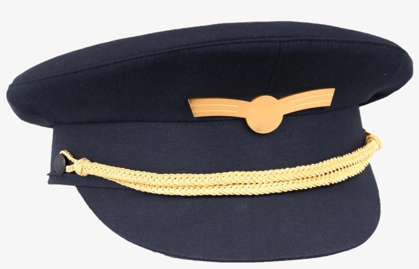 Pilot Hat Png.