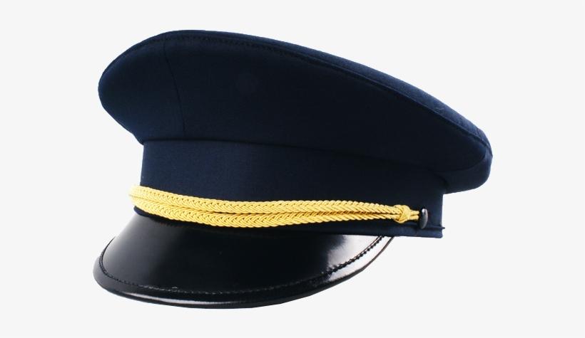 Pilotmütze Lackschirm Pilot Hat Png.