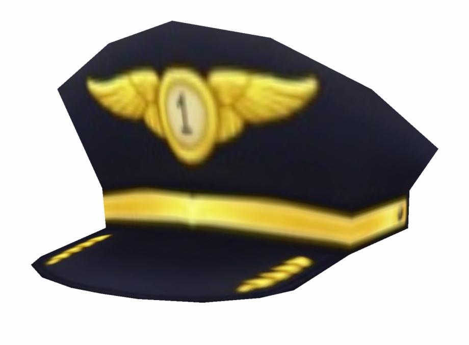 Hat Transparent Pilot.