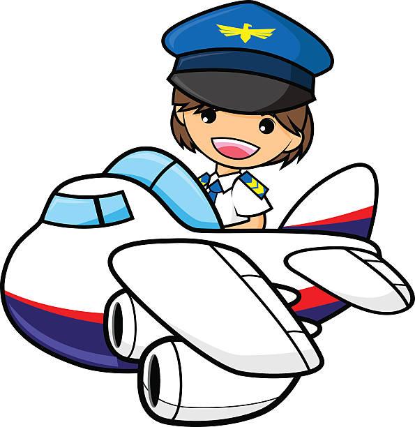 Clipart pilot » Clipart Station.