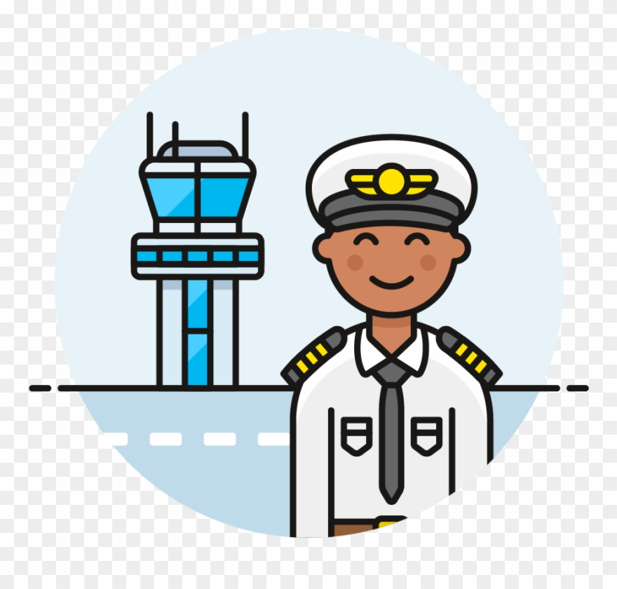 Pilot clipart cartoon, Pilot cartoon Transparent FREE for.
