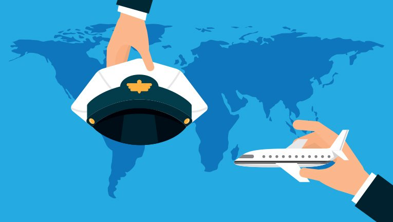 Pilot Shortage: While Ones Suffer Loses, Others Derive.