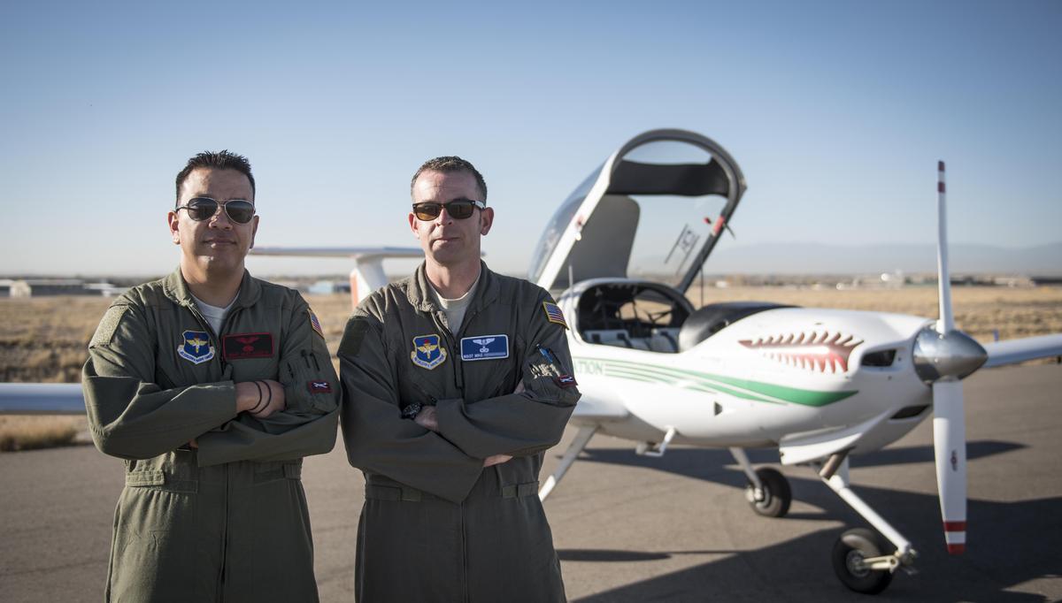 1st Flying Training Squadron.