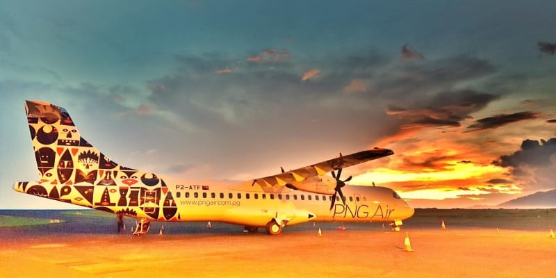 PNG Air selects Avsoft solution for pilot training.