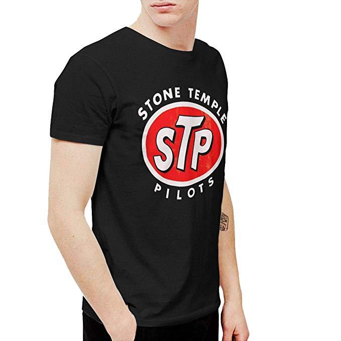 BowersJ Stone Temple Pilots Logo Men\'s T.