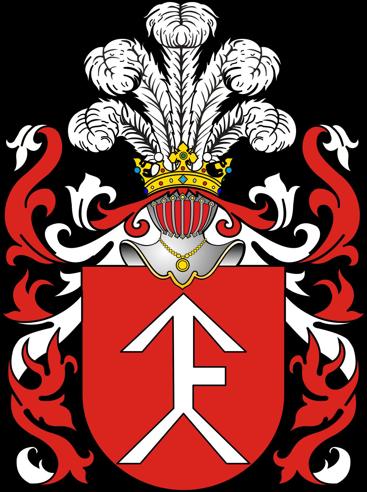 Piłsudski coat of arms.