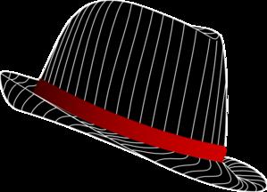 Fedora Hat Clip Art at Clker.com.