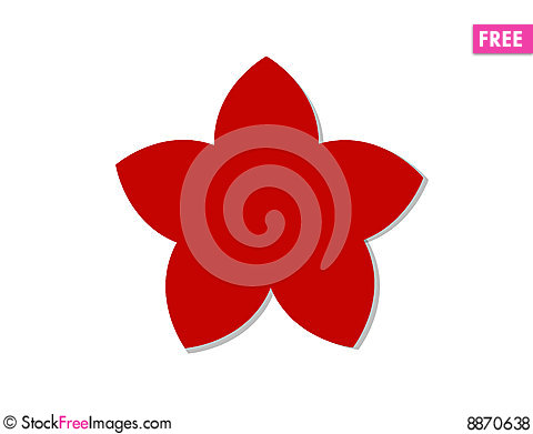 The Scarlet Pimpernel Symbol.