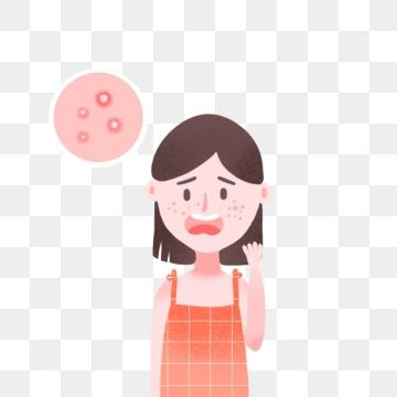 Pimples PNG Images.