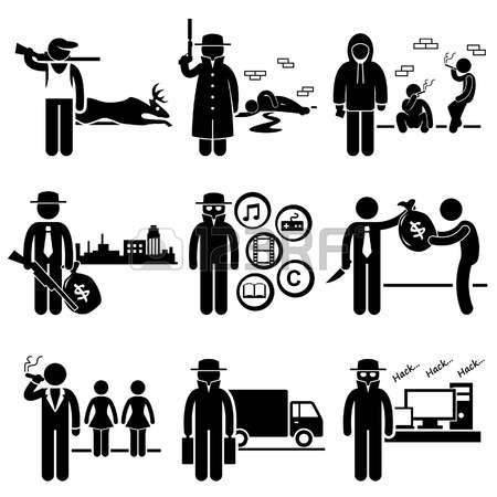 8,051 Gangster Stock Vector Illustration And Royalty Free Gangster.